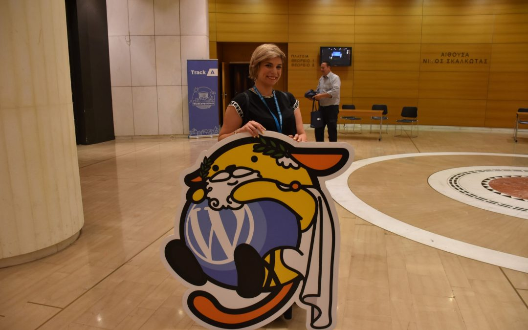 WordCamp Athens 2019: The Parody